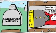 Matrioškos mirtis