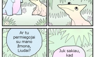 Kerštingas dinozauras