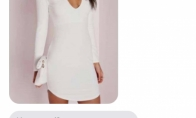 Suknelės įvertinimas