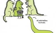 Nesuprastas dinozauras