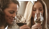 Vyno degustatorės