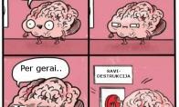 Savižudiškos smegenys