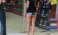 Karštos merginos - trumpi šortukai