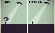 NSO Amerikoje ir Lietuvoje