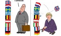 Kas griauna Europą?