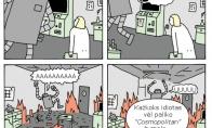 Moteriškas robotas