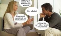 Rizikuojanti žmona