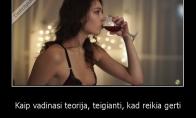 Vyno teorija