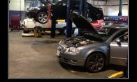 Mįslė apie Audi