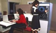 Kaip anksčiau atrodė kompiuteriai