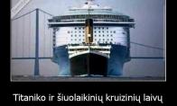 Šiuolaikiniai Titanikai