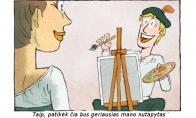 Ištvirkęs dailininkas