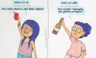 Alkoholio vartojimas anksčiau ir dabar