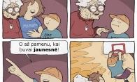 Užaugęs vaikas