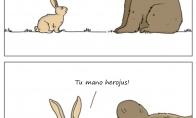 Gyvūnų pakalbėjimai [3 dalis]