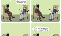 Robotas psichiatras