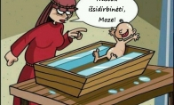 Mozė kūdikystėje
