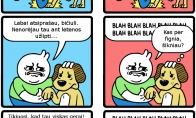 Šuns ir žmogaus požiūriai