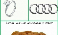 Mano žiedai