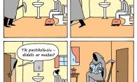 Ne vieta mirčiai