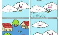 Nedorėlis debesis