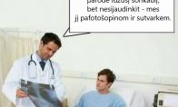 Šiuolaikiška medicinos pagalba