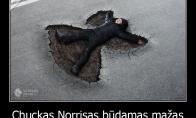 Chucko Norriso vaikystė