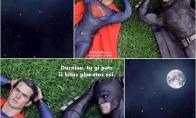 Durnas Supermeno klausimas Betmenui
