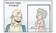 Surūgęs senolis