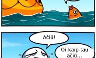 Kalbanti žuvis
