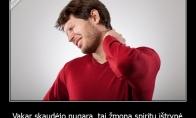 Vyriški skausmai