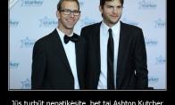 Ashton Kutcher brolis