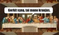 Jėzaus išsidirbinėjimai
