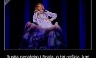 Apie Rusiją šių metų Eurovizijoje