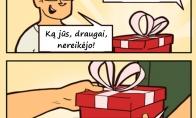 Geriausių draugų dovana