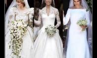 Vestuvinių puokščių tendencijos Anglijoje