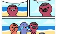Užkaskit po smėliu