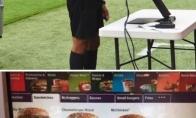 Maisto meniu futbolo čempionato metu