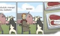Kalbanti karvė