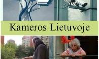 Kameros užsienyje ir pas mus