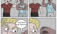 Kaip išvengti konflikto
