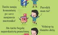 Socialiniai tinklai ir el. paštas