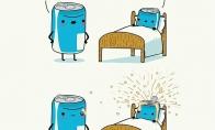 Šokinėjo ant lovos