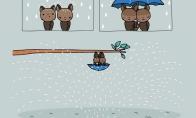 Lietus nebaisus