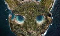 Veidai ir peizažai natūralioje aplinkoje