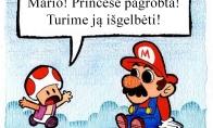 Mario ir grybai
