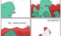 Dinozaurų vaikai