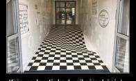Kad vaikai nebėgiotų koridoriuje