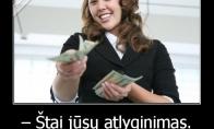 Atlyginimas