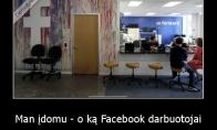 Facebook darbuotojai